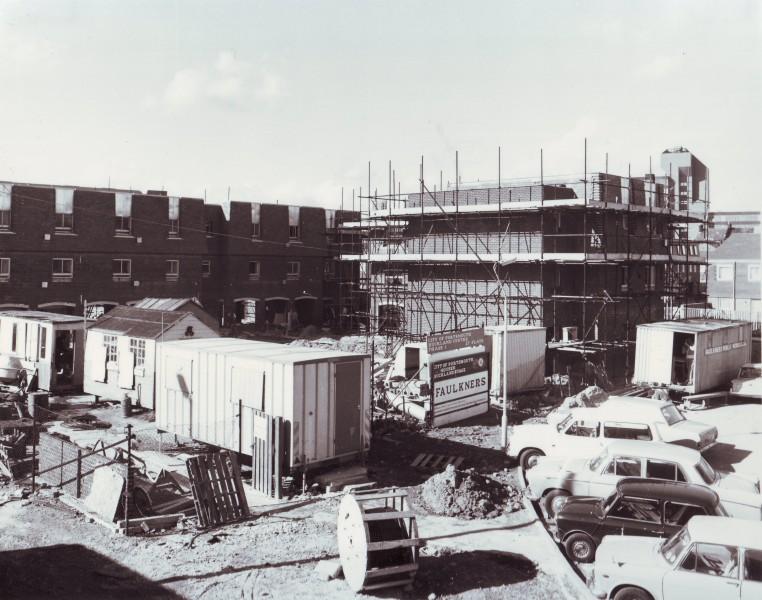 Buckland Centre Under Construction